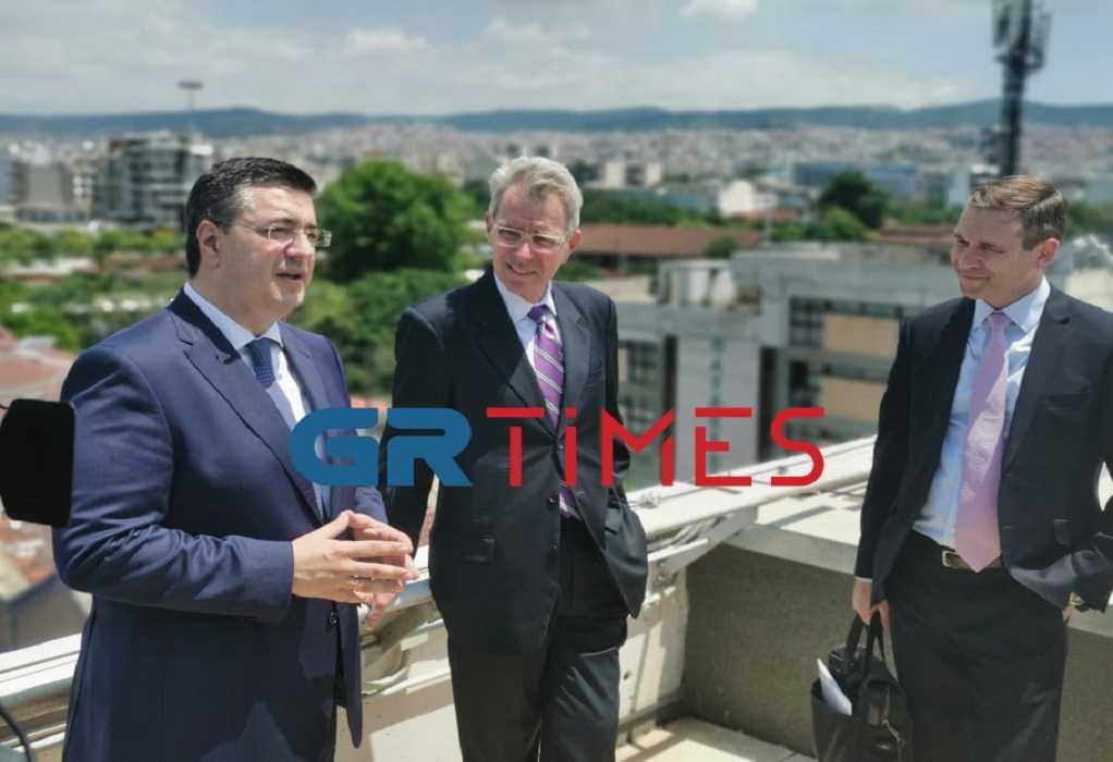 Πάιατ: Οι σχέσεις Ελλάδας – ΗΠΑ πιο δυνατές από ποτέ