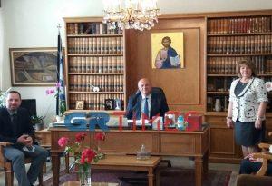 Στα Δικαστήρια Θεσσαλονίκης ο Κώστας Τσιάρας (ΦΩΤΟ)