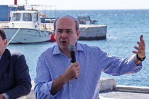 Χατζηδάκης: Βαθύ πολιτικό θέμα οι καταγγελίες Καλογρίτσα (VIDEO)