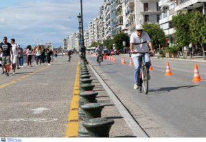 Ζέρβας για ποδηλατόδρομους: Διαβούλευση με τους πολίτες