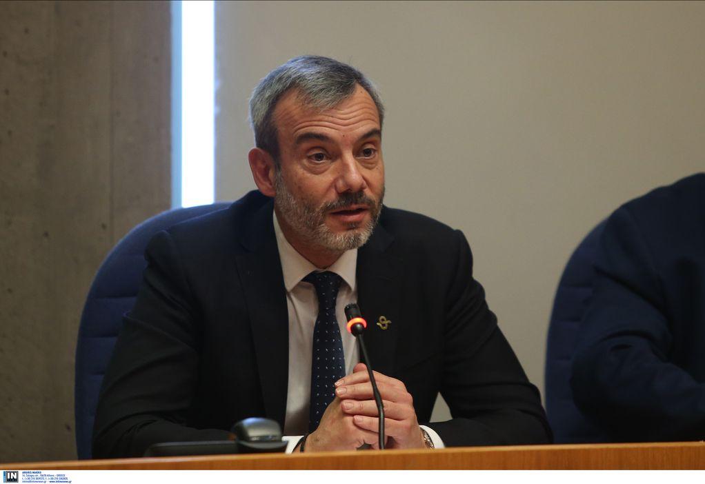 Ζέρβας: Προαπαιτούμενο η συναίνεση για τη νέα κανονιστική