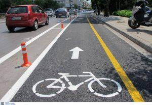 Θεσσαλονίκη: Παραδόθηκε ο ποδηλατόδρομος της Καραμανλή (ΦΩΤΟ)