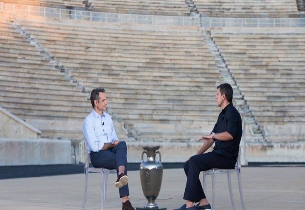 Euro 2004: Γιατί ο Μητσοτάκης δεν πήγε στην Πορτογαλία
