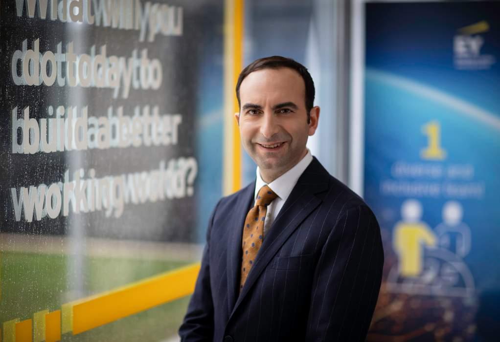 ΕΥ: Ο κ. Χατζηδαμιανού, επικεφαλής Ελεγκτικών Υπηρεσιών