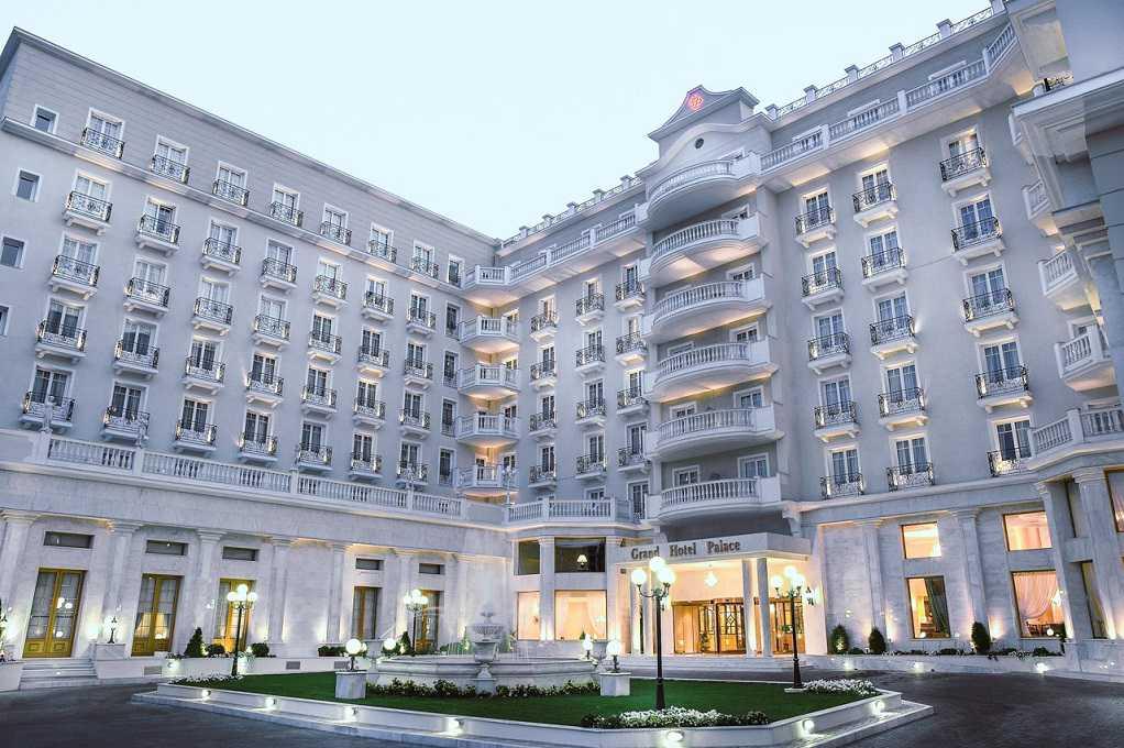 Το Grand Hotel Palace επενδύει στην ασφάλεια και ποιότητα των υπηρεσιών του