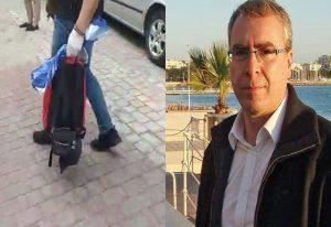 Επίθεση με τσεκούρι: Αυτός είναι ο διευθυντής που αφόπλισε τον δράστη