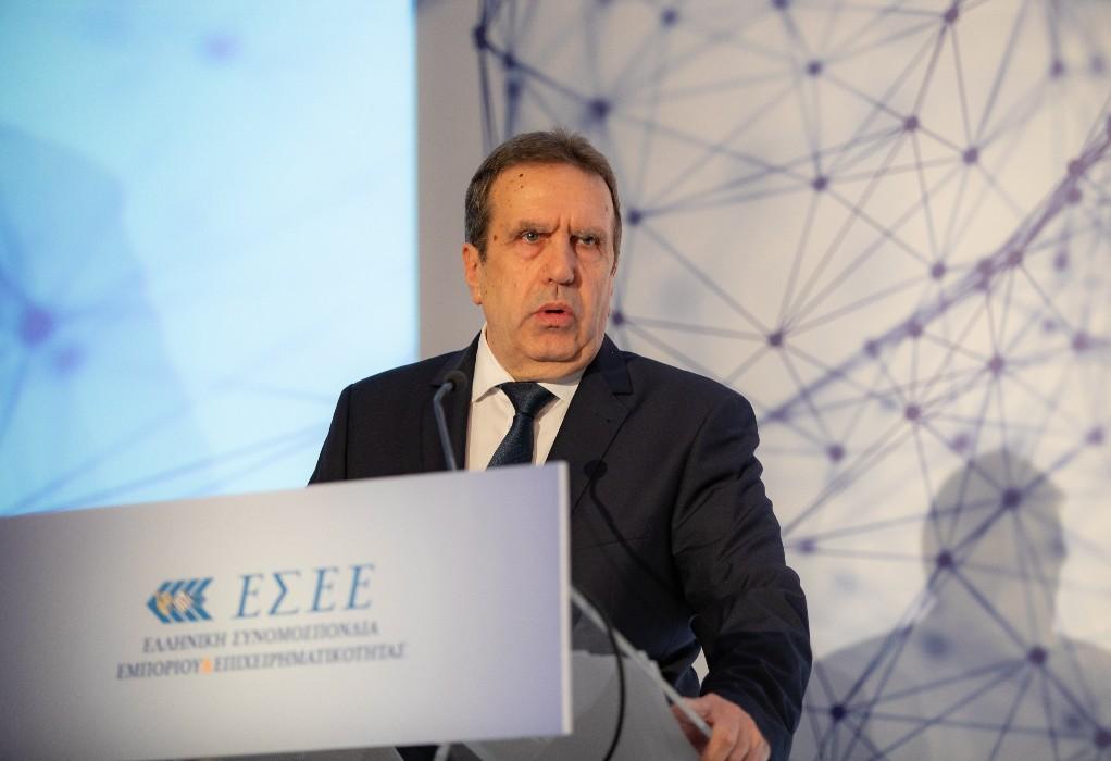 Γ. Καρανίκας-ΕΣΕΕ: Τώρα νέα μέτρα στήριξης του Εμπορίου