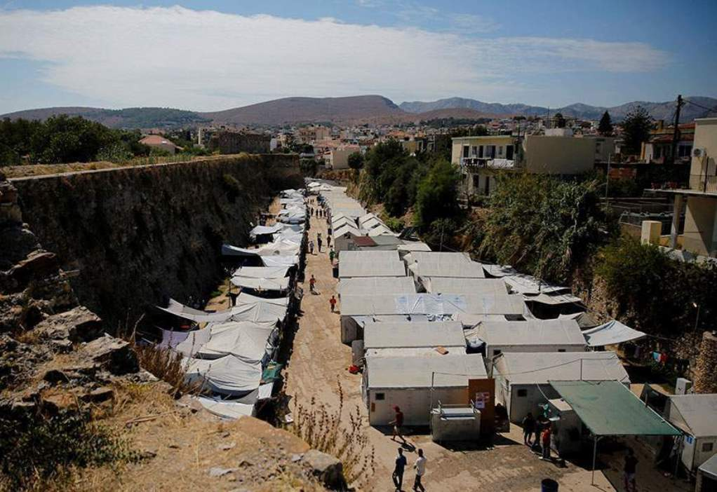 Κορωνοϊός: Σε καραντίνα το ΚΥΤ της ΒΙΑΛ στη Χίο
