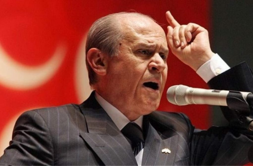 Ξέφυγε… ο Μπαχτσελί: Διοργανώνει πορεία για τα Δωδεκάνησα στη Σμύρνη!