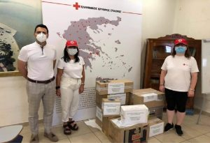 ΦΣΘ: Αποστολή φαρμακευτικού υλικού στη Βηρυτό