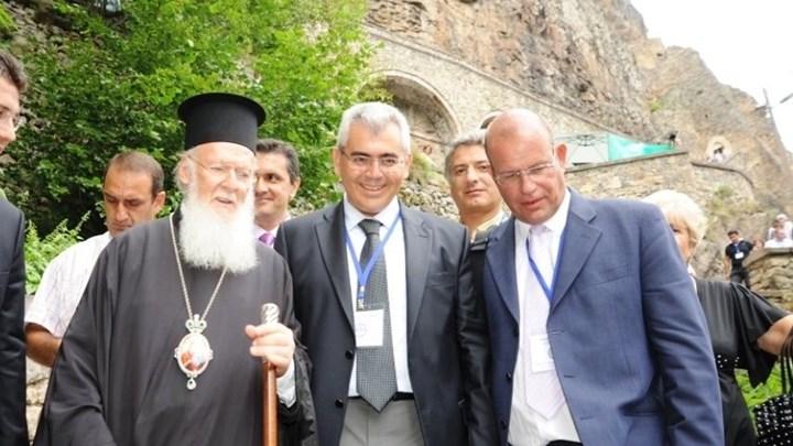 Χαρακόπουλος: Θλίψη για βανδαλισμούς στην Παναγία Σουμελά