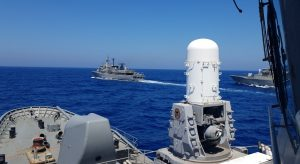 ΓΕΕΘΑ: Ταυτόχρονες ασκήσεις με Ναυτικό και Αεροπορία
