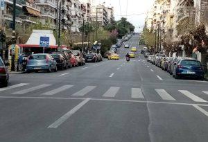 Συνεχίζονται οι ασφαλτοστρώσεις στην Αθήνα