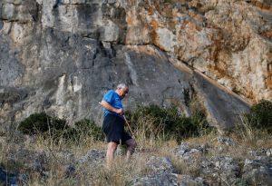 Σ. Γουναρίδης: Το βουνό διαλέγει τους εραστές του
