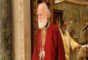 Αρχιεπίσκοπος Κρήτης: Μην φοράτε μάσκα στην εκκλησία – Φυλακίζει την πίστη