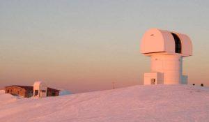 Αστεροσκοπείο Χελμού: Το «ευρυζωνικό δίκτυο του Διαστήματος»