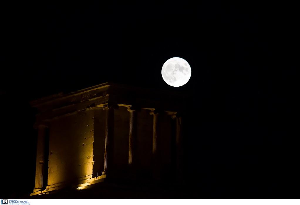 Το «Φεγγάρι του Καλαμποκιού» θα κάνει την εμφάνισή του στον ουρανό
