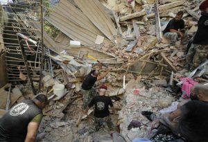 Έκρηξη στη Βηρυτό -UNESCO: Πλήγμα στην πολιτιστική κληρονομιά