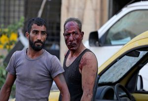Βηρυτός έκρηξη: Δεκάδες νεκροί – Χιλιάδες τραυματίες