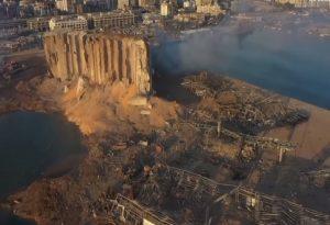 Βηρυτός: Ίχνη ζωής σε χαλάσματα