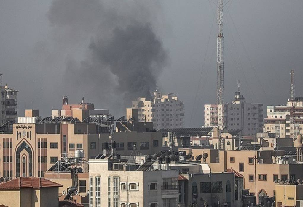 Ισραήλ: Αεροπορικοί βομβαρδισμοί εναντίον θέσεων Χεζμπολάχ και Χαμάς