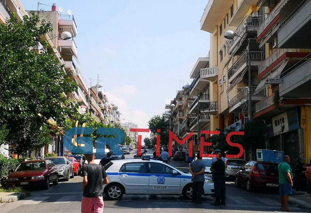 Τηλεφωνήματα για βόμβες σε τράπεζες στη Θεσσαλονίκη (ΦΩΤΟ-VIDEO)