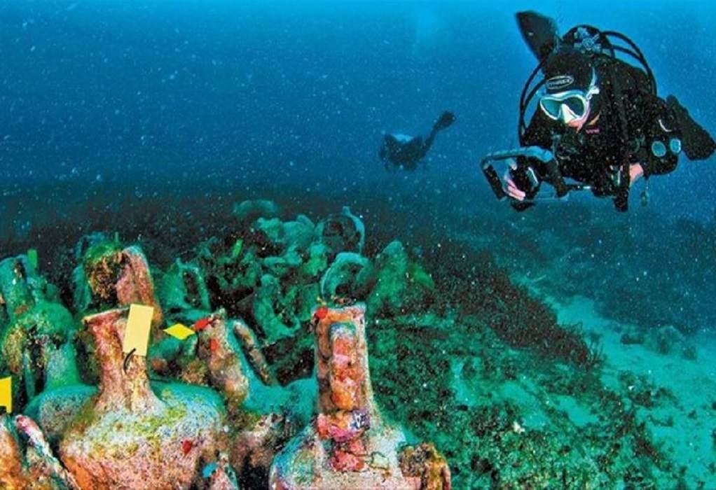 Εγκαινιάζεται σήμερα το Υποβρύχιο Μουσείο της Αλοννήσου