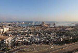 ΦΚΣ: Έτοιμος να συνδράμει τους πληγέντες στη Βηρυτό