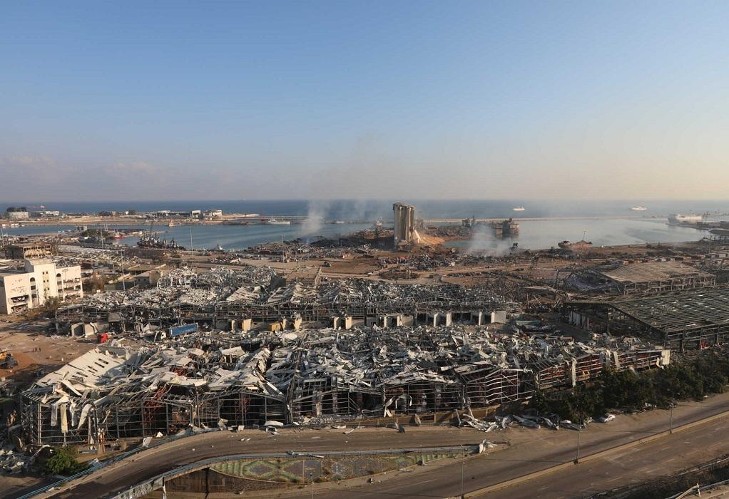 Βηρυτός: Η ισχυρότερη έκρηξη μετά τη Χιροσίμα και το Ναγκασάκι