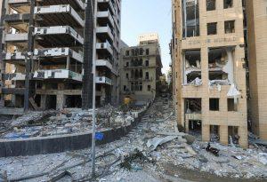 Βηρυτός: Πληροφορίες για μια νεκρή Ελληνίδα από την έκρηξη