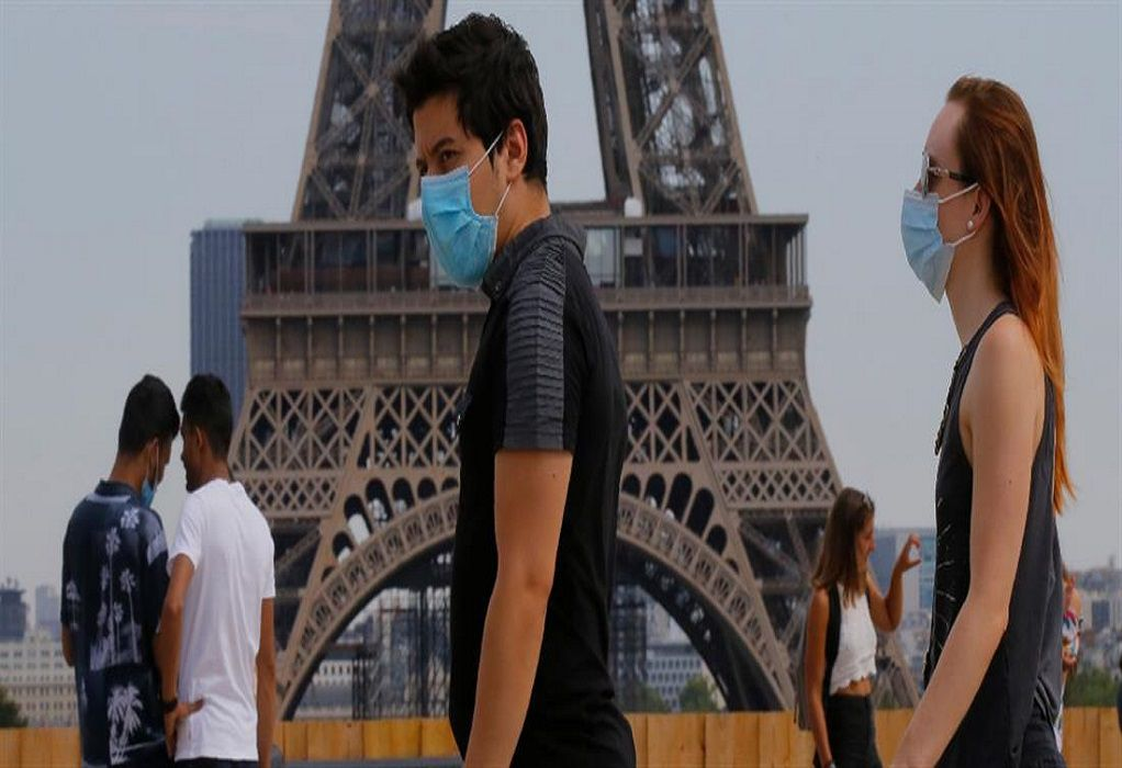 Γαλλία-Κορωνοϊός: Κάτω από τα 10 χιλιάδες κρούσματα για τρίτη ημέρα