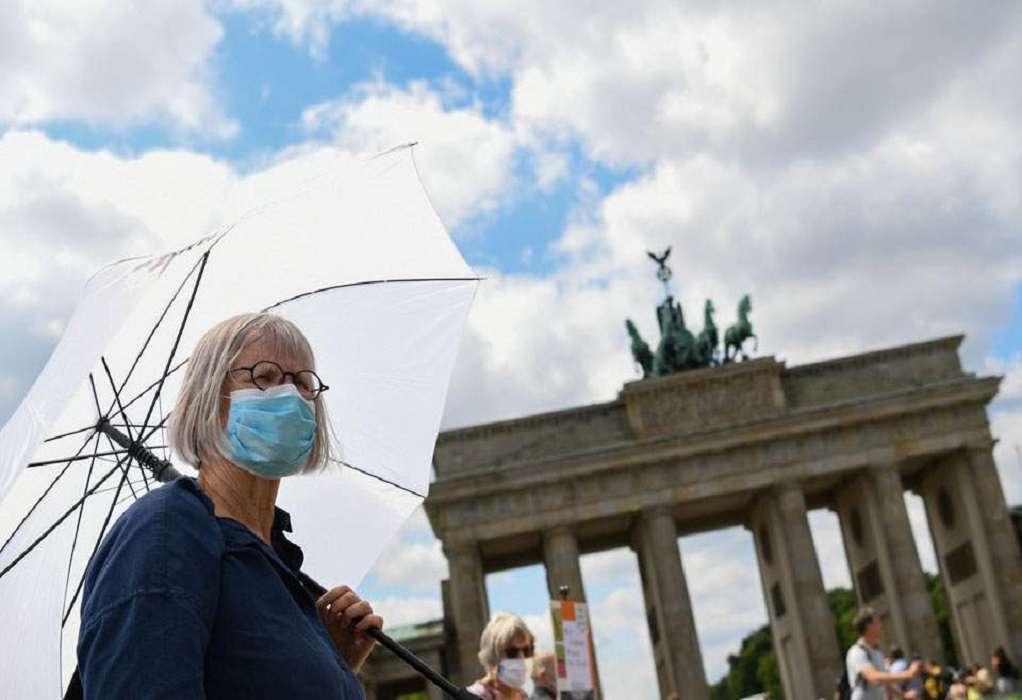 Γερμανία: 11.242 κρούσματα σε 24 ώρες-Πριν το τέλος του έτους το εμβόλιο