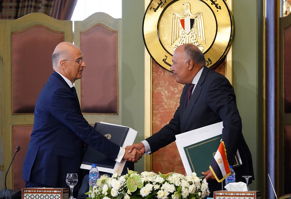 Πατριάρχης Αλεξανδρείας: Συγχαρητήρια για τη συμφωνία με Αίγυπτο
