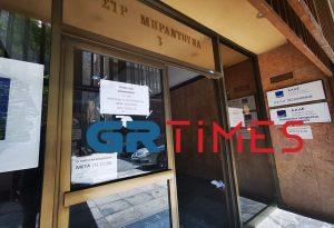Θεσσαλονίκη: Παράταση αναστολής της Α' ΔΟΥ ζητούν οι εφοριακοί