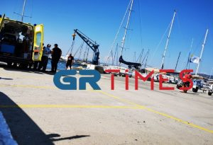 Τραγωδία στη Θεσσαλονίκη: Βούτηξε από σκάφος και πέθανε (ΦΩΤΟ)
