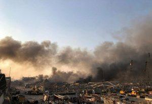 Λίβανος- Έκρηξη: Παραιτήθηκε η υπουργός Ενημέρωσης