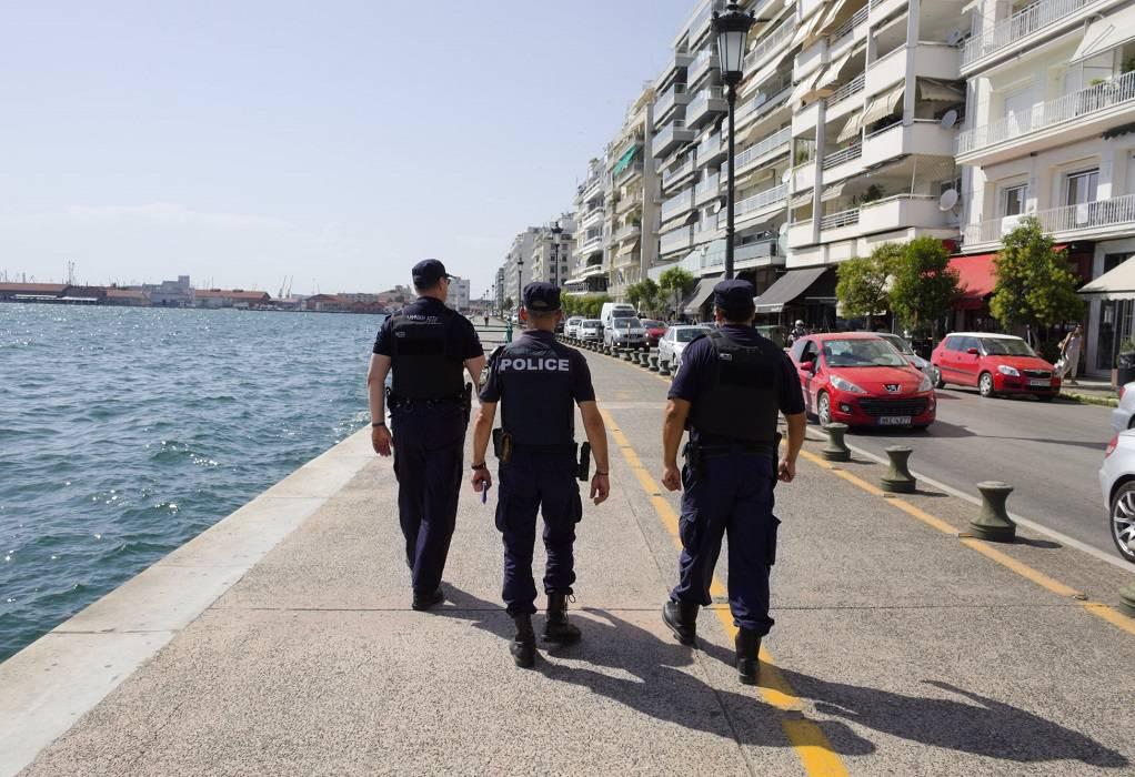 Θεσ/νίκη: Ενίσχυση της αστυνόμευσης με μετάθεση 52 αστυνομικών