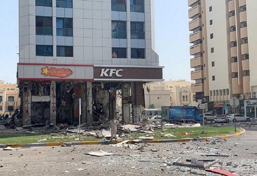 Τρεις νεκροί από εκρήξεις σε εστιατόρια στα Αραβικά Εμιράτα