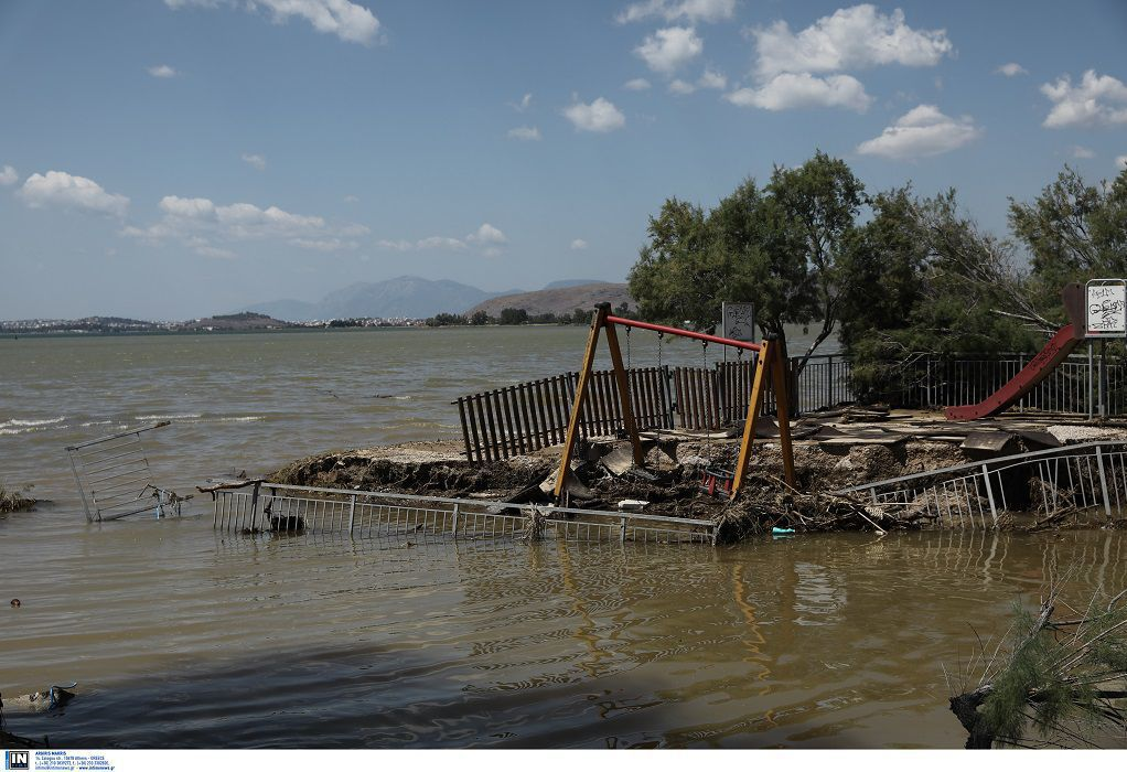 Εύβοια: Έκτακτη επιχορήγηση των πληγέντων δήμων