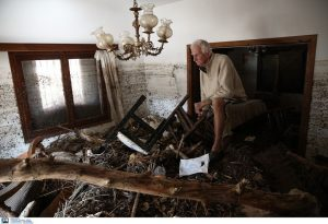 Τραγωδία στην Εύβοια: Συγκλονιστικές εικόνες από την επόμενη μέρα