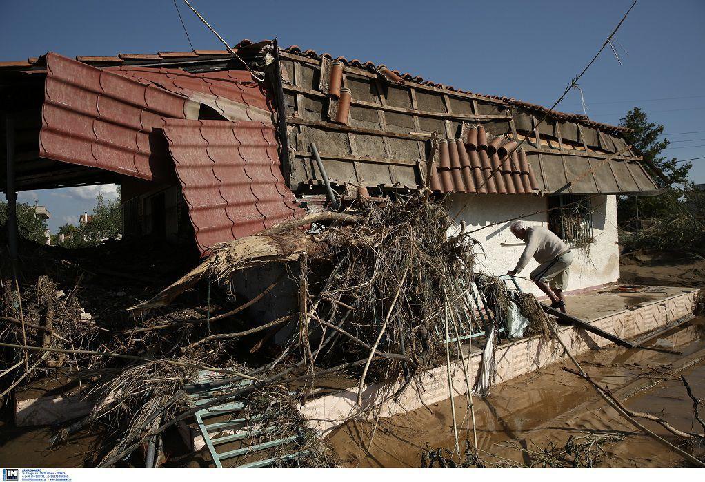 Εύβοια: Σήμερα οι αποζημιώσεις στους πληγέντες