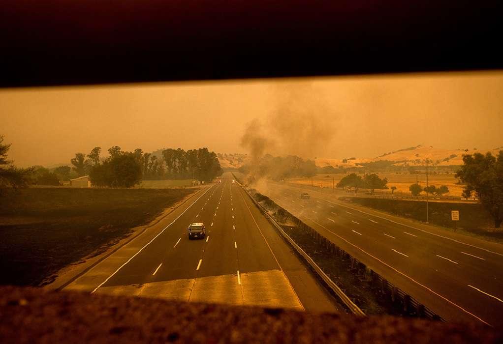 Καλιφόρνια, μία τεράστια πύρινη κόλαση