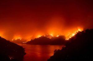Καλιφόρνια: Αναμένεται νέο κύμα καύσωνα – Αυξημένος κίνδυνος πυρκαγιών