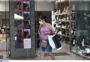 Εκατοντάδες πρόστιμα για μη χρήση μάσκας και τήρηση αποστάσεων