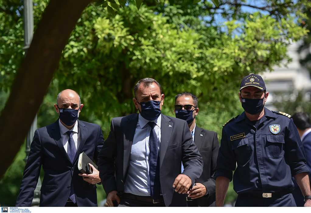 ΚΥΣΕΑ: Εξετάστηκαν οι τρόποι αντίδρασης στην τουρκική προκλητικότητα
