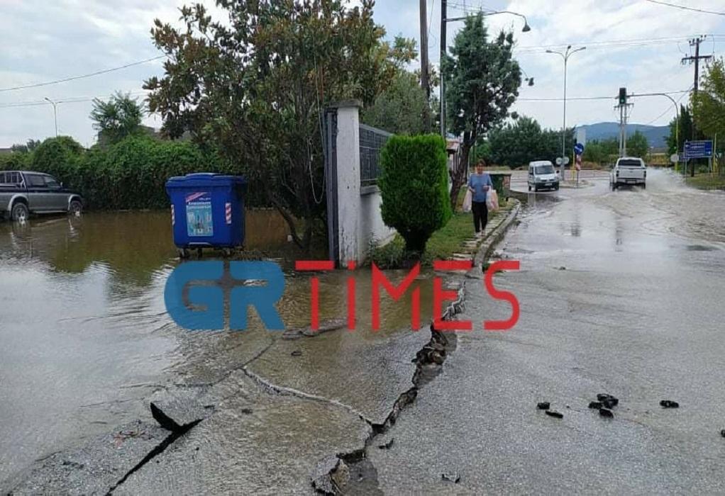 Κακοκαιρία: Ποιες περιοχές κηρύχθηκαν σε κατάσταση έκτακτης ανάγκης