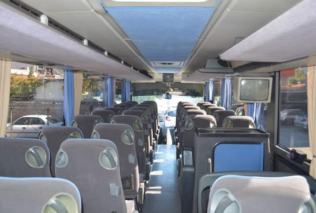 Έκτακτη οικονομική ενίσχυση για τα τουριστικά λεωφορεία