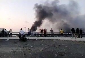 Βηρυτός: Και Έλληνες μεταξύ των τραυματιών