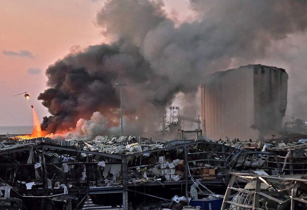 Βηρυτός: Στα 15 δισ. οι ζημιές – Νέο hashtag αλληλεγγύης