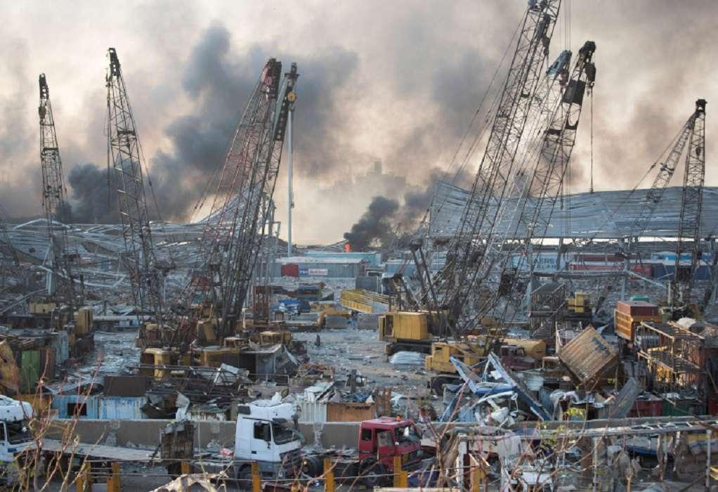 Έκρηξη Βηρυτός: Προθεσμία τεσσάρων ημερών για απόδοση ευθυνών